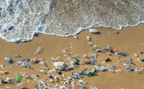 80% of rubbish found on Australian beaches is plastic waste