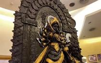 Kolkata bakery makes 25-kg 'chocolate Durga'; to distribute it among poor children