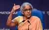Biden admn, US companies welcomed economic reforms by India: Sitharaman