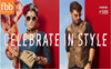 Celebrate in Style with the new festive collection from fbb