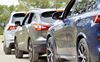 Passenger vehicle sales decline 41% in Sept amid chip shortage