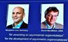 Benjamin List, David MacMillan win Nobel Chemistry Prize for developing tool to build molecules