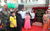 'Dagger Parivaar School' inaugurated in Baramulla, Kashmir as an initiative of Chinar Corps-Indian Army and Indrani Balan Foundation