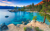 Climate change disrupting natural cycles at drier Lake Tahoe in US