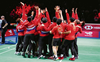 Indonesia win Thomas Cup after 19 years
