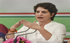 Priyanka announces 40% tickets to women in UP polls