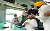 Arvind Kejriwal takes train to Punjab; will meet farmers in Mansa, traders in Bathinda