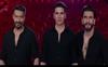 Akshay Kumar, Ajay Devgn and Ranveer Singh invite you back to cinema this Diwali as their 'Sooryavanshi' gets a release date