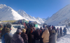 80 tourists stranded at Batal in Lahaul-Spiti; Army help sought