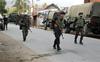 Militant killed in encounter in J-K's Baramulla