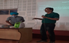 Covid seminar for volunteers