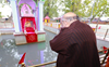 Amit Shah tweets in Kashmiri after offering prayers at Kheer Bhawani temple in J-K