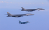 Russia scrambles two fighter jets to escort US strategic bombers over Black Sea: RIA