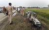 BJP leader among 4 accused of mowing down farmers in Lakhimpur Kheri arrested
