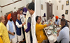 Nihang chief Baba Aman Singh may have been part of efforts to end stir
