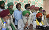 Gruesome murder at Singhu: BJP blames Tikait; SKM distances itself from incident