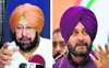 You have a knack of putting your foot in your mouth, Capt Amarinder tells Navjot Sidhu