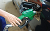 Prices of  fuel at  all-time high