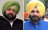 Navjot Sidhu calls Capt Amarinder 'the architect of 3 black laws, who brought Ambani into Punjab to destroy farmers'