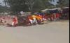 Chhattisgarh: One dead, 17 injured as SUV runs into Durga immersion procession