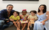 Sunny Leone's daughter Nisha turns 6; family celebrates the day with a birthday bash