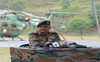 China has increased its military exercises facing India's eastern sector, says army commander