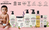 Give your baby the pure, toxin free skin care experience with 'goodnessme'