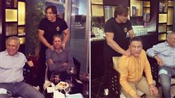 Pakistan's Shoaib Akhtar shares pictures with Kapil Dev, Gavaskar ahead of T20 World Cup, says 'chilling with the best ahead of cricket ka maha muqabla'
