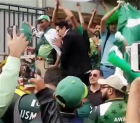 #IndiaVsPakistan: Pakistan man who slammed his cricket team for being unfit is back with new videos before Sunday's big match in Dubai