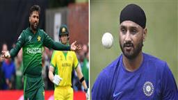 Harbhajan tells Amir 'for people like you, only paisa, no izzat', posts pic of Pakistani cricketer's no-ball from spot-fixing case amid Twitter spat
