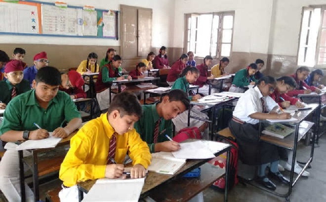 Himachal Pradesh Board of School Education decision to hold term exams for Class IX-XII opposed