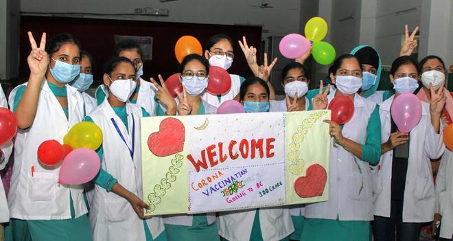 20L vaccinated in Jalandhar district