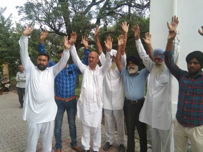 Fatehpur Assembly byelection: Issues of paddy farmers a concern for BJP