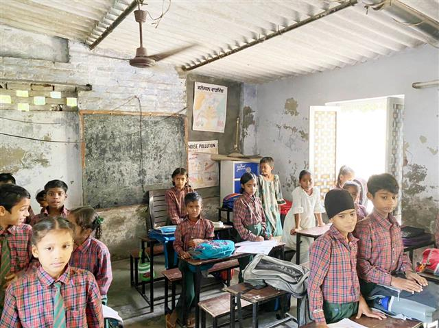 Concern over operation of school from Jail premises