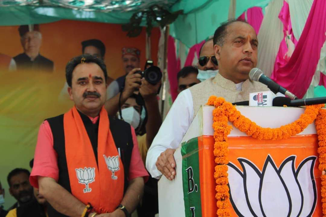Congress doesn't trust state leaders: Himachal CM
