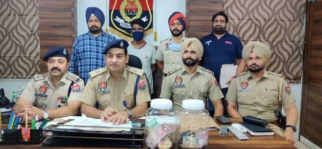 Ludhiana: Safai worker arrested for theft of Rs 4.36 lakh at lab