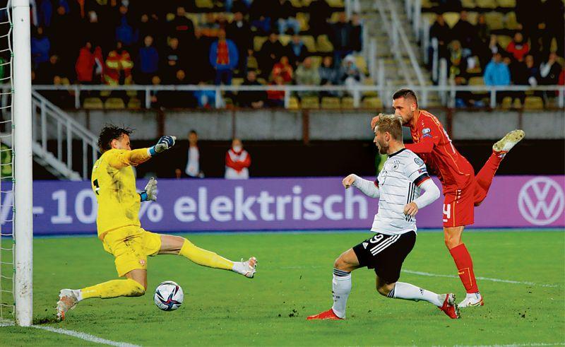 Germany 1st team to book Qatar berth