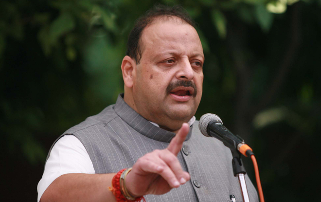 Setback for NC: Three-time MLA Devender Singh Rana, Surjeet Slathia quit party