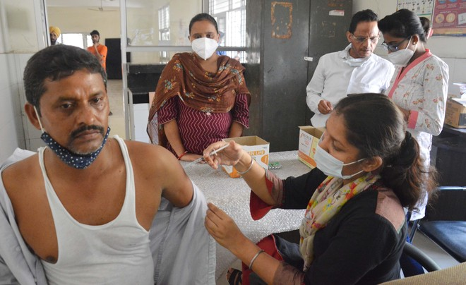 2 test positive for Covid in Ludhiana district