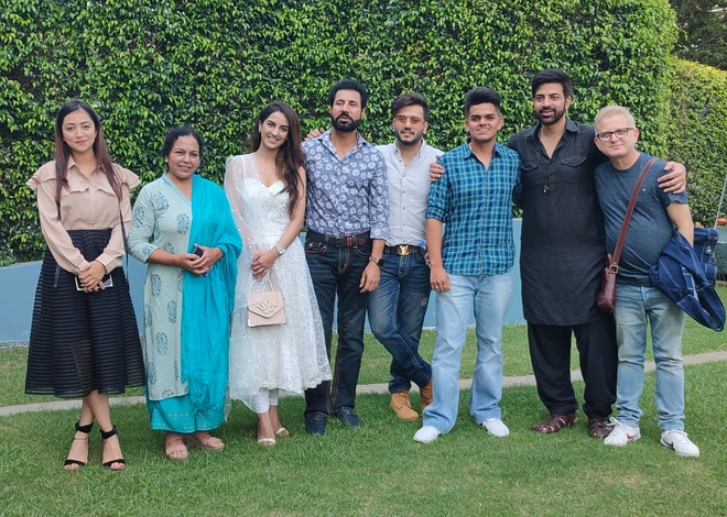 The cast of Jinne Jamme Saare Nikamme shares how the family drama conveys a deep message