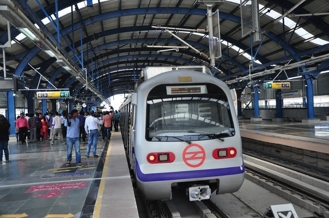 Six yrs on, Faridabad Metro rail yet to get completion certificate