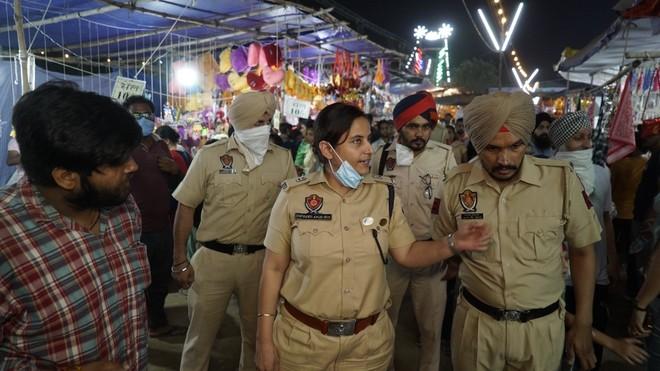 Third eye to keep vigil on Dasehra in Ludhiana