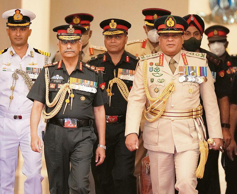 Gen Naravane discusses strategic ties with Lankan Prez Rajapaksa