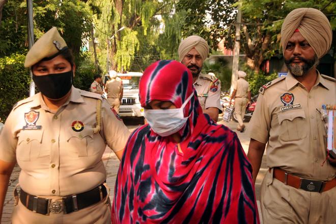 Amritsar: Ludhiana woman held in Green Avenue robbery case