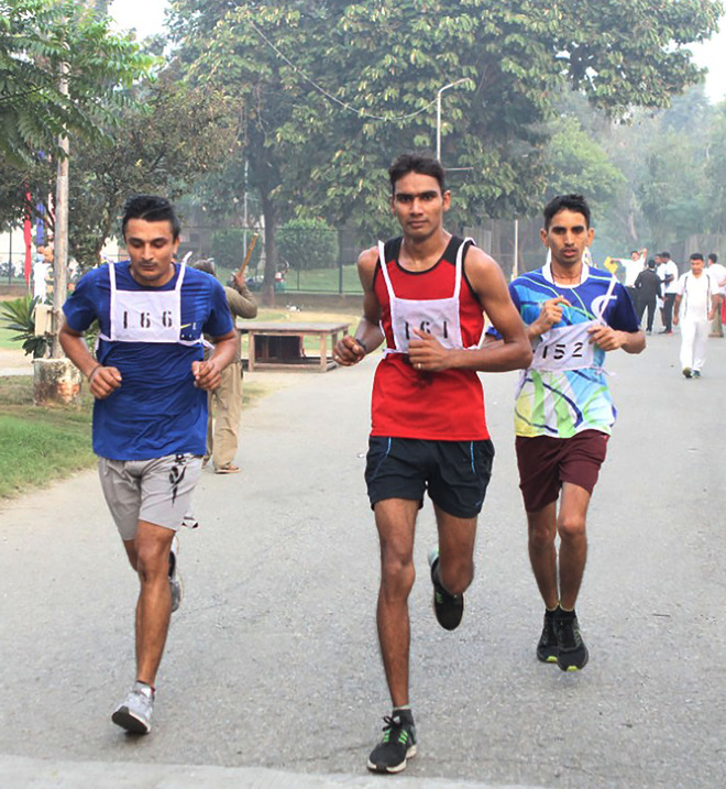 BSF holds half marathon in Jalandhar Cantt