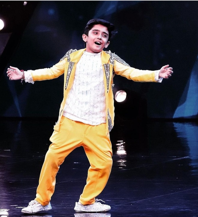 No full stop: Rejected last year, 10-year-old Nakodar-based dancer Sanchit Chanana proves his mettle this season