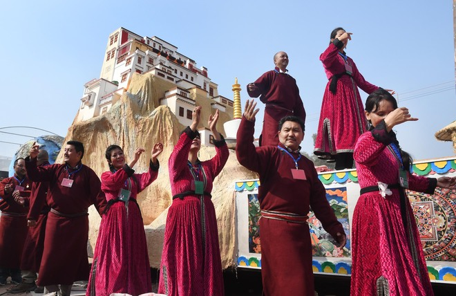 Ladakh approves theme for Republic Day parade tableau