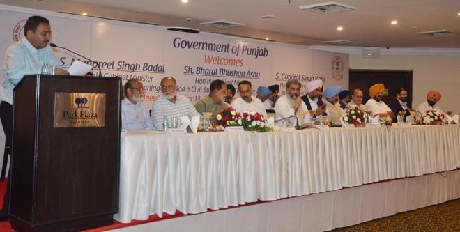 Scheme to settle pending VAT assessment cases soon: FM Manpreet Singh Badal