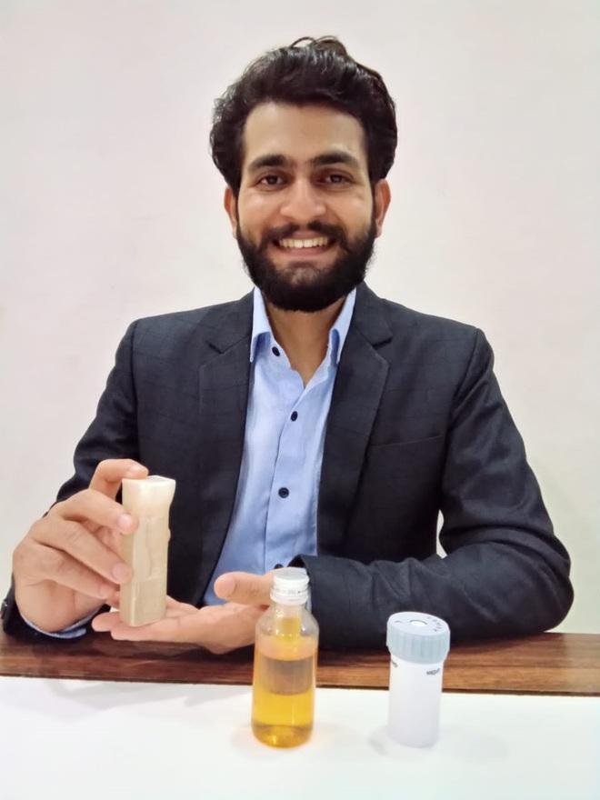 Kurukshetra innovator develops medicine-dispensing device
