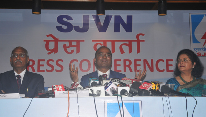 Stakeholders' nod will be taken for hydel projects in Himachal: SJVN